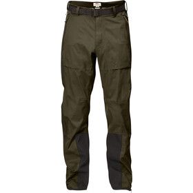 Fjällräven Keb Eco-Shell Trousers Men dark olive